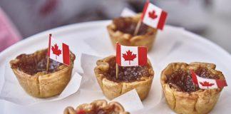 Thưởng thức các loại bánh đặc trưng của Canada