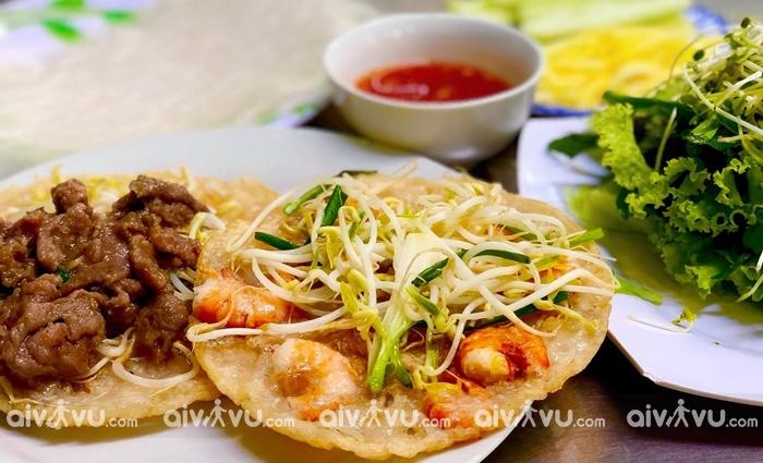 Du lịch Quy Nhơn – Phú Yên ăn gì?