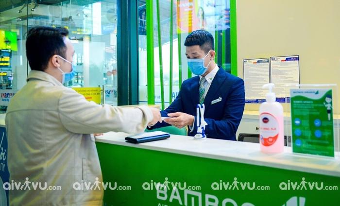 Chính sách hoàn đổi vé máy bay Bamboo Airways trong mùa dịch Covid – 19
