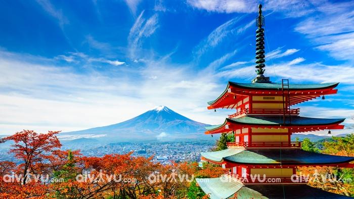 Du lịch Nhật Bản hết bao nhiêu tiền?