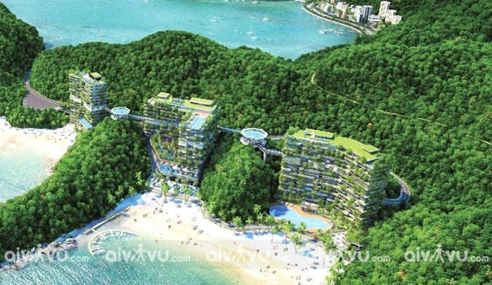 Giới thiệu Flamingo Cat Ba Beach Resort