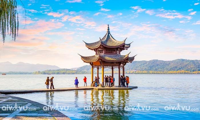 Hàng Châu thành phố đáng sống nhất của Trung Quốc