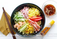 Top 5 món ăn giải nhiệt mùa hè Nhật Bản được yêu thích