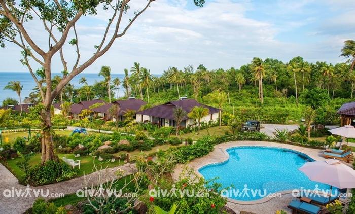 Thông tin về khách sạn Camia Resort & Spa