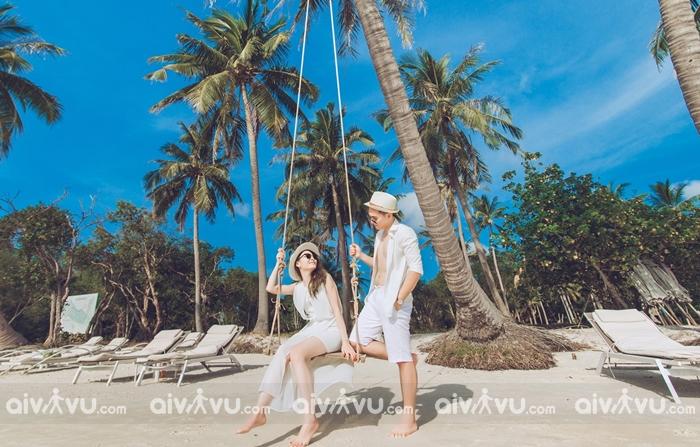 Địa điểm du lịch cho cặp đôi gần Tp Hồ Chí Minh