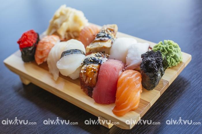 Thưởng thức những món ăn đặc sản truyền thống ở Nhật Bản