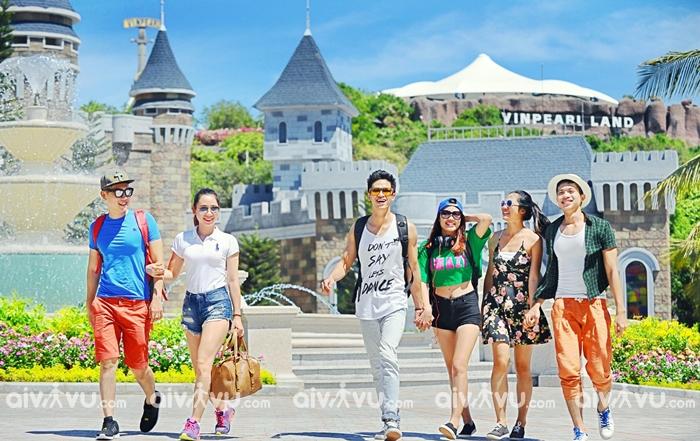 """Tháng 8 du lịch Nha Trang """"thiên đường biển vẫy gọi"""""""