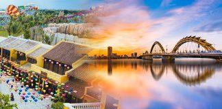 Tour du lịch Đà Nẵng – Hội An – Huế 4 ngày – 3 đêm