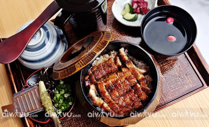 Unadon món ăn giải nhiệt mùa hè Nhật Bản được yêu thích