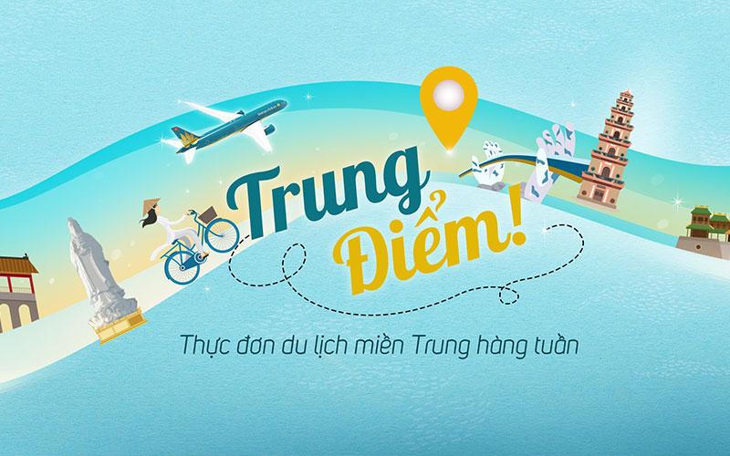 Vietnam Airlines khuyến mãi du lịch miền trung chỉ từ 55.000 VND
