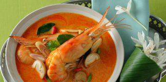 Ẩm thực Thái Lan với Tom Yum Goong