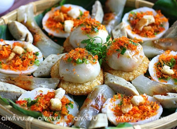 Bánh bèo - món ăn vặt ngon nhất ở Huế