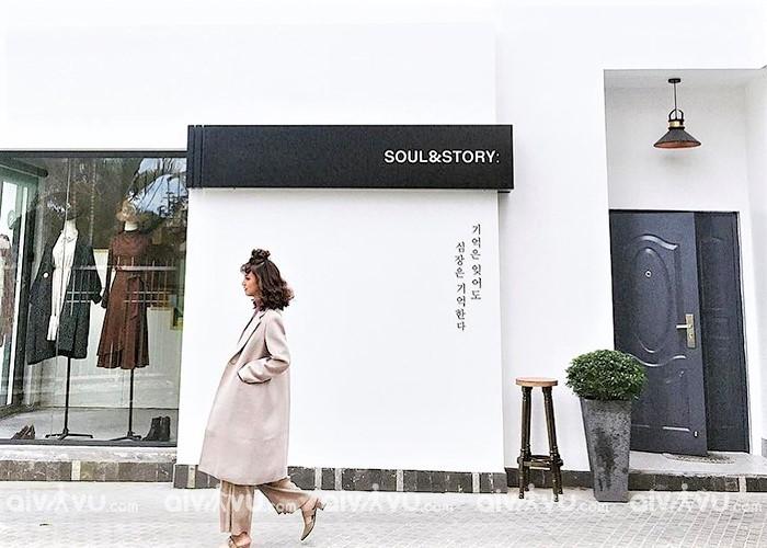 Bức tường Soul & Story - địa điểm check không thể bỏ lỡ khi đến Đà Lạt
