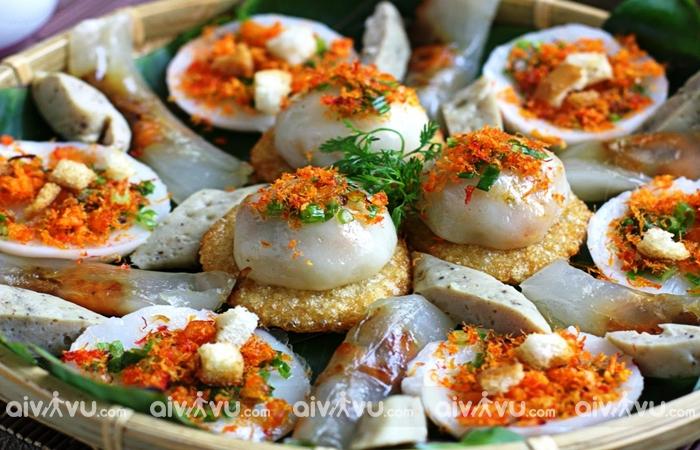 Các món ăn vặt ở Huế