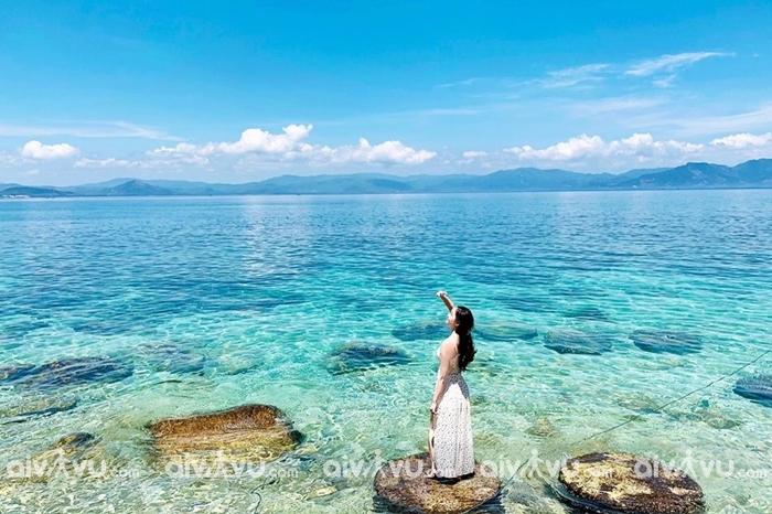 Cù Lao Xanh, Quy Nhơn – Địa điểm lý tưởng du lịch miền Trung mùa hè 2020