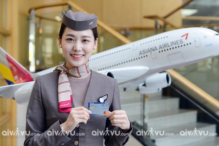 Đại lý Asiana Airlines chính thức ở đâu?