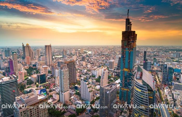 Điều kỳ lạ ở Bangkok – Thành phố nóng nhất thế giới