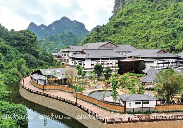 Giới thiệu chung về suối khoáng Yoko Onsen Quang Hanh