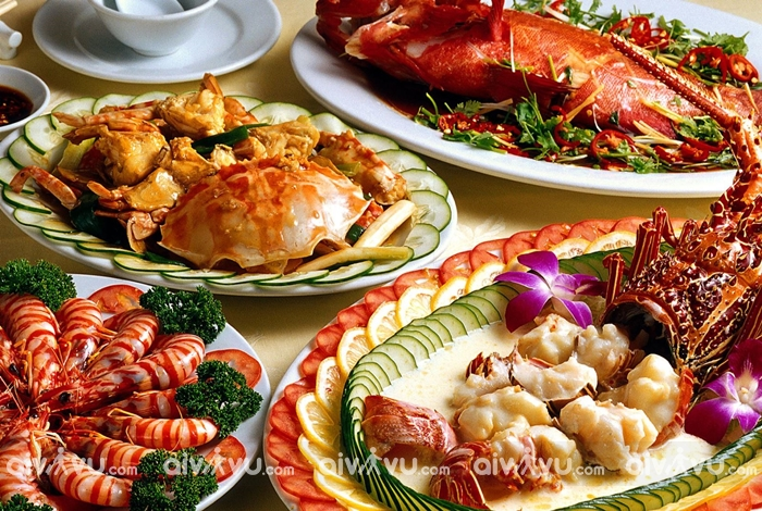 Các món hải sản Mũi Né