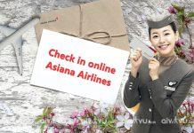 Hướng dẫn check in online Asiana Airlines đơn giản nhất