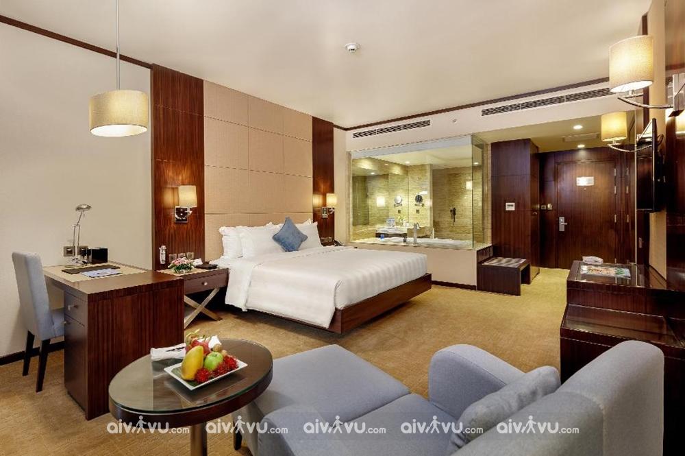 khách sạn Wyndham Legend Hạ Long