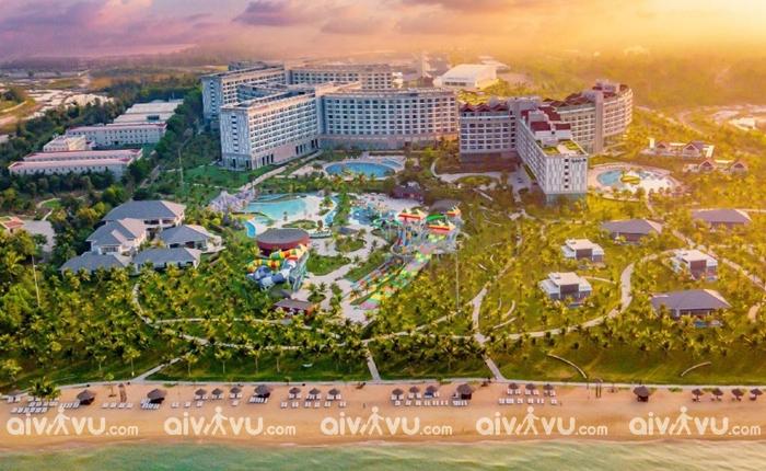 Thông tin về khách sạn VinOasis Phú Quốc