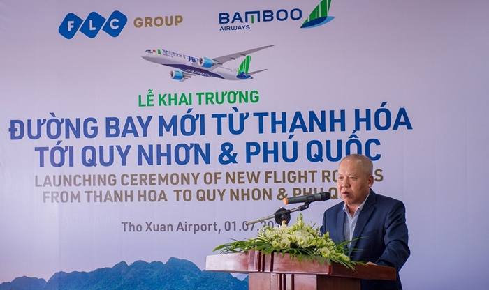 Bamboo Airways khại trương đường bay mới từ Thanh Hóa
