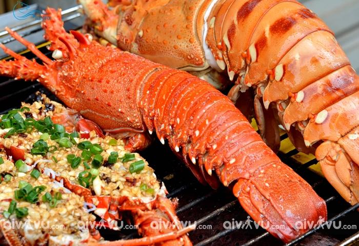 Khu ẩm thực hải sản