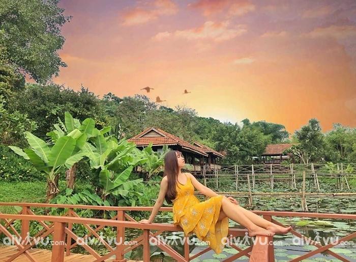 Khu du lịch Ko Tam Buôn Ma Thuột