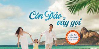 Vietnam Airlines khuyến mãi hành trình Côn Đảo chỉ từ 2.299.000 VND