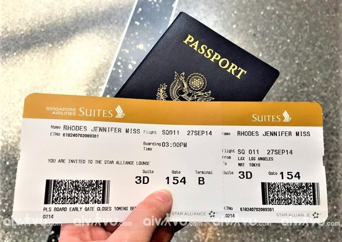 Kinh nghiệm mua vé máy bay Singapore Airlines giá rẻ nhất