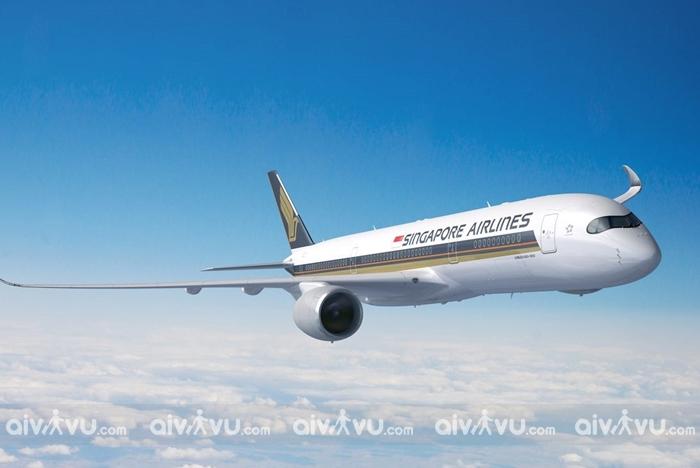 Lịch sử hình thành và phát triển của hãng hàng không Singapore Airlines
