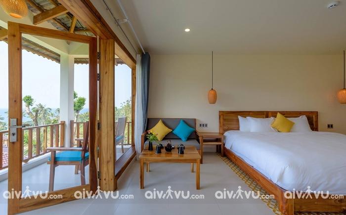 2 đêm nghỉ dưỡng tại Camia Resort & Spa hạng phòng Deluxe Ocean View
