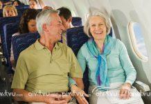 Người cao tuổi có được đi máy bay Asiana Airlines không?