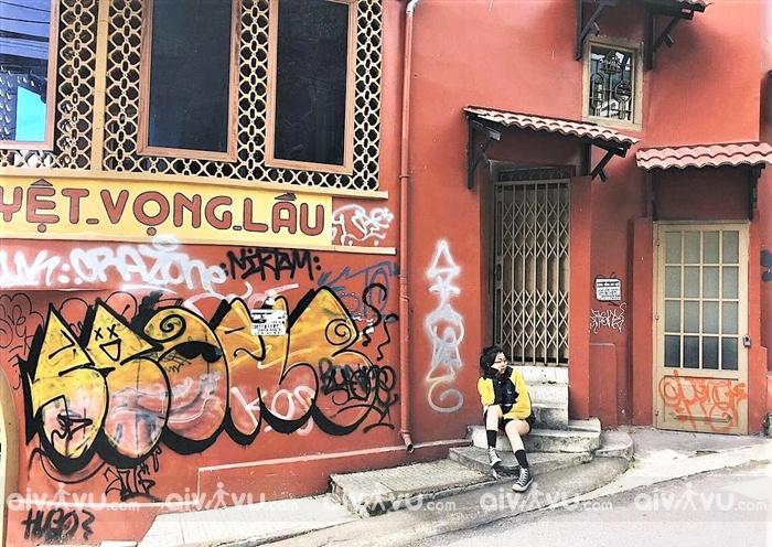 Dốc Nguyệt Vọng Lầu - địa điểm check không thể bỏ lỡ khi đến Đà Lạt
