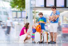 Những lưu ý khi đưa trẻ đi du lịch – Quá trình chuẩn bị trước chuyến đi