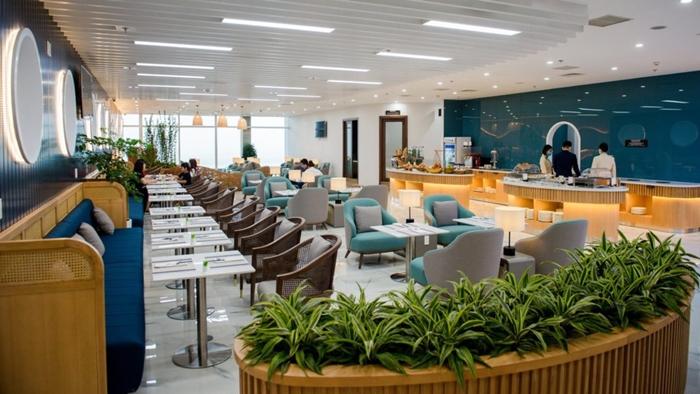 Phòng chờ Thương gia Bamboo Airways