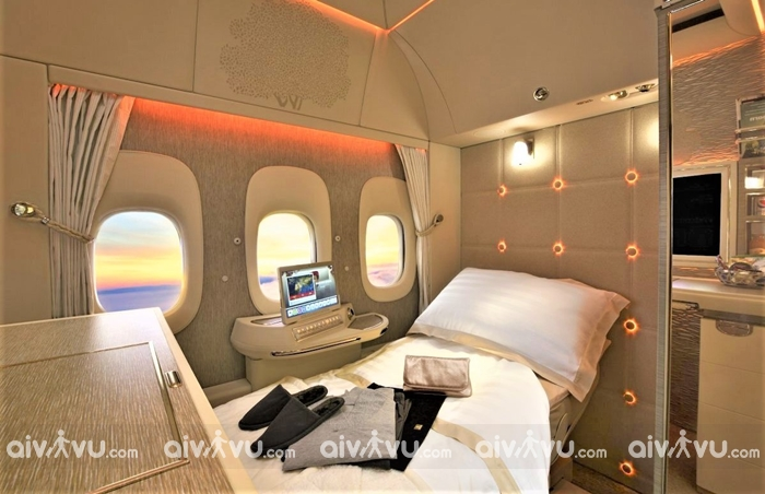 Phòng Suite Singapore Airlines – Thế giới riêng dành cho khách hàng