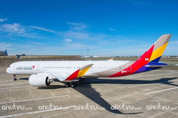 Phòng vé máy bay Asiana Airlines uy tín tại Việt Nam ở đâu?