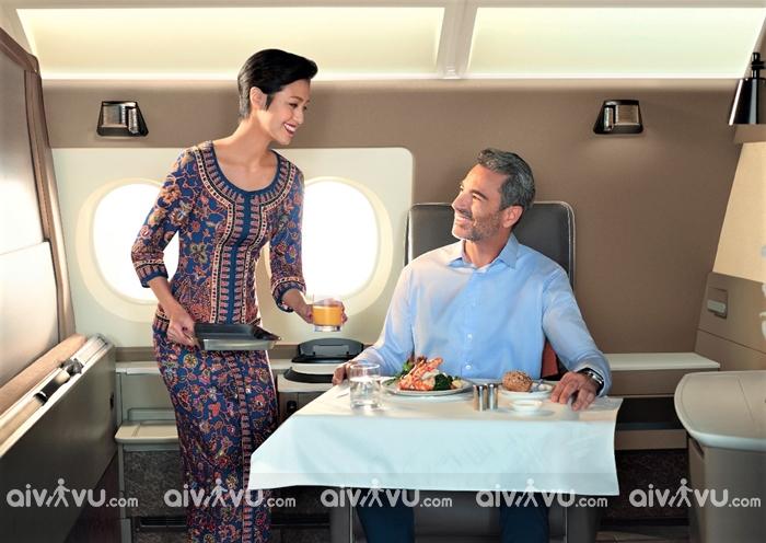 Phòng vé máy bay Singapore Airlines chính thức tại Việt Nam ở đâu?