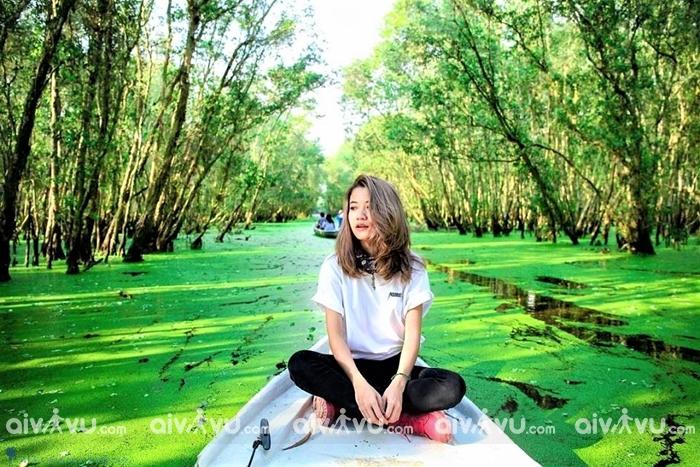 Rừng tràm Trà Sư, An Giang – Địa điểm lý tưởng cho chuyến du lịch miền Nam mùa hè 2020