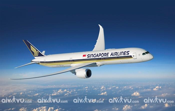 Tìm hiểu chung về hãng hàng không Singapore AirlinesTìm hiểu chung về hãng hàng không Singapore Airlines