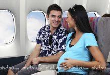 Tìm hiểu quy định bà bầu đi máy bay Asiana Airlines