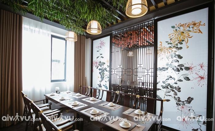 4 nhà hàng thanh tịnh nổi tiếng với các món ăn chay tại Hà Nội