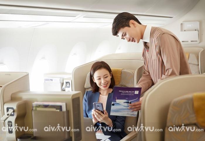 Aivivu - Văn phòng Asiana Airlines Việt Nam chính thức