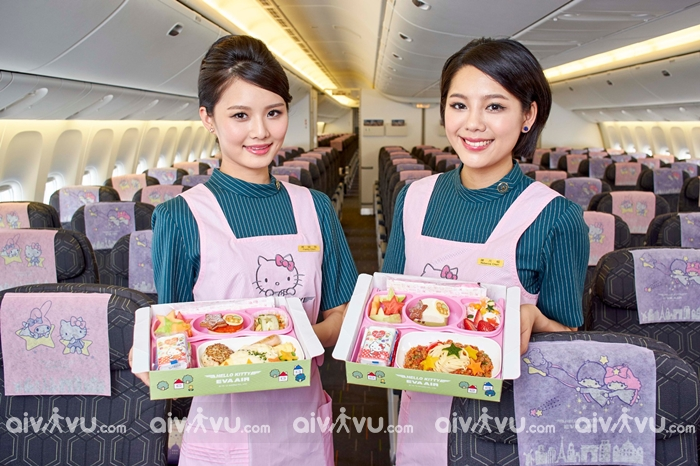 Đặt mua vé máy bay Eva Air giá rẻ ở đâu?