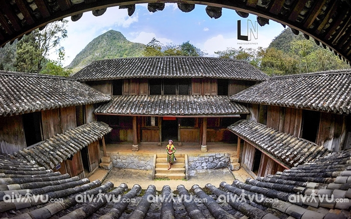 Dinh Vua Mèo - Hà Giang