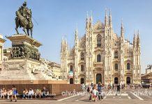 Giá vé máy bay đi Milan ( Milano) bao nhiêu?