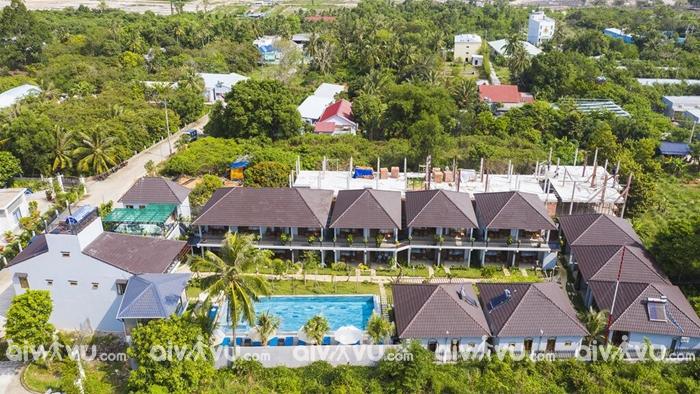 Top 5 khách sạn giá rẻ tại Phú Quốc dưới 500.000 VND