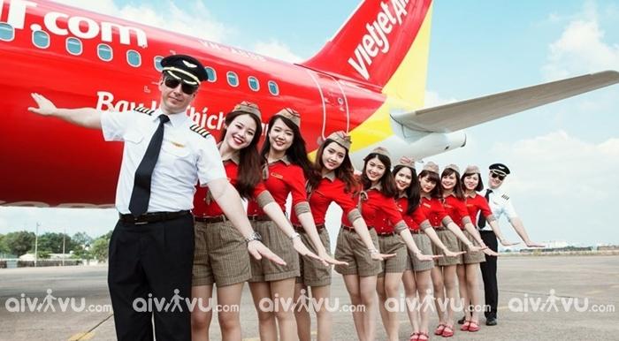 Thông tin về hạng ghế Vietjet Air